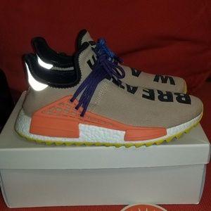 6d3a83accdf Women s Adidas Nmd Pharrell on Poshmark